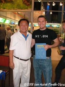 Andrew Soh et Yann Hoiret