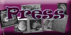 Presse, livres et magazines dédiées aux discus