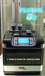 Le filtre FLUVAL G3
