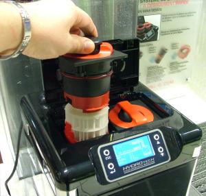 Nettoyage de la cartouche préfiltre des filtres FLUVAL G