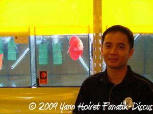 Jeffrey Yang Duisburg 2008