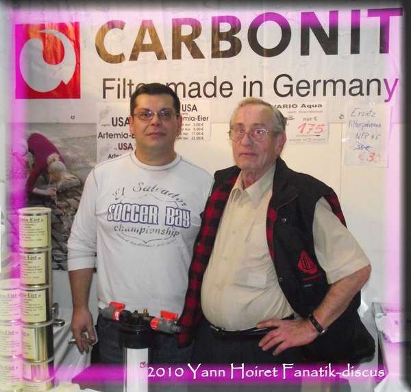 Carbonit Duisbourg 2010