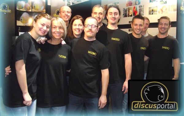 Team Discus Portale Duisbourg 2010