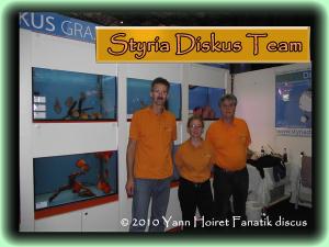 Styria diskus Duisbourg 2010