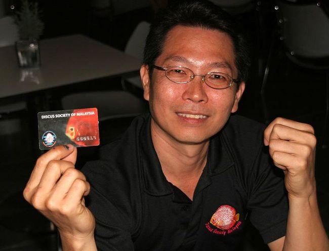 Jeffrey Tan sur Fanatik-Discus
