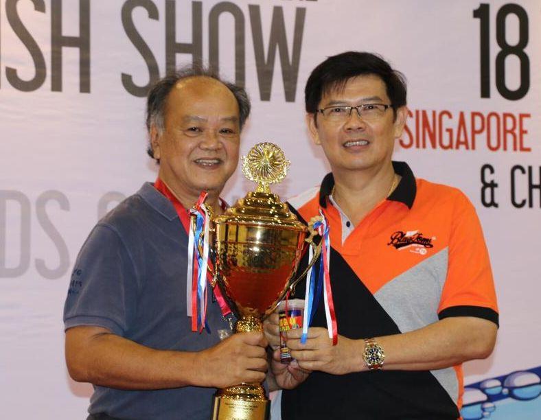 Victor Lim sur Fanatik-Discus
