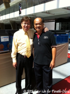 Lawrence Chong et Victor Lim 2012