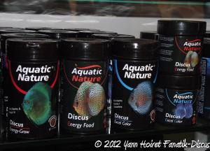 Granulés discus Aquatic nature