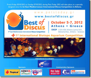 Discus show Athen 2012