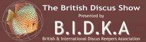 Logo BIDKA DISCUS SHOW