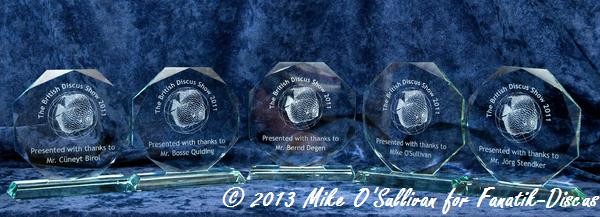 trophy judges BIDKA 2011