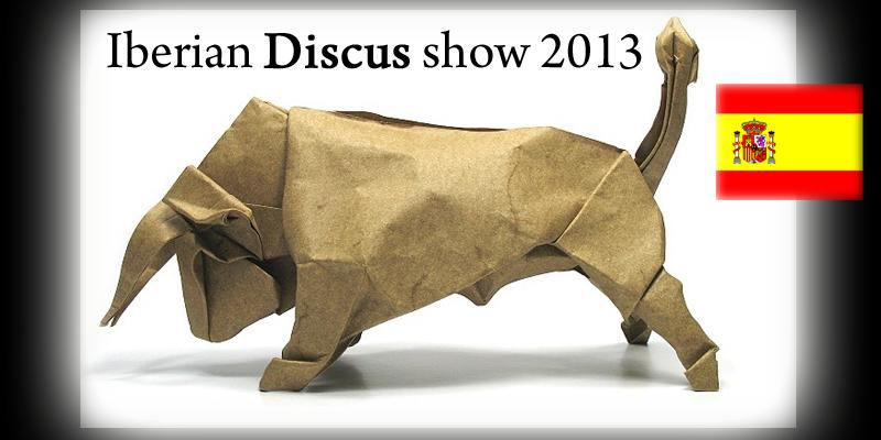 Iberian discus show 2013
