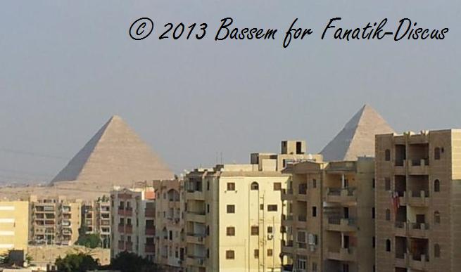 Pyramids discus
