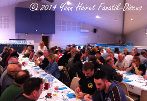 Diner France Discus Show 2014