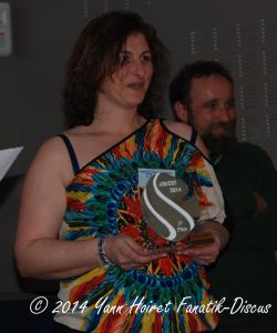 Discusnorte France Discus Show 2014