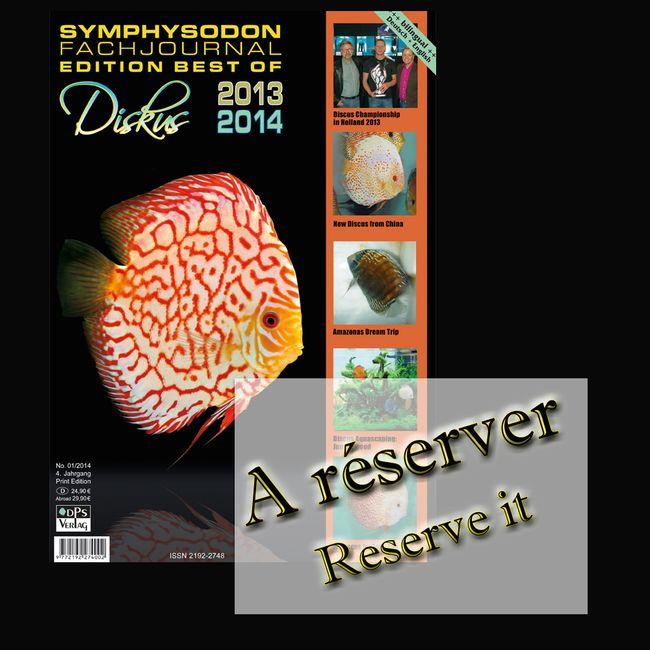 Acheter Diskus Year book 2014