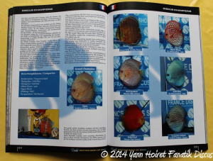 Diskus Year Book 2014 France Discus Show